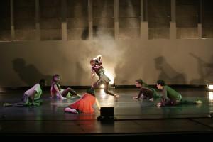 "Photo: Battery Dance Company in ""33rd Anniversary Season - Gala Performance""; Jonathan Hollander, Artistic Director; performance photographed: Wednesday, February 13, 2008; 8:00 PM at BMMC Tribeca Performing Arts Center; Photograph: © 2007 Richard Termine PHOTO CREDIT - Richard Termine"