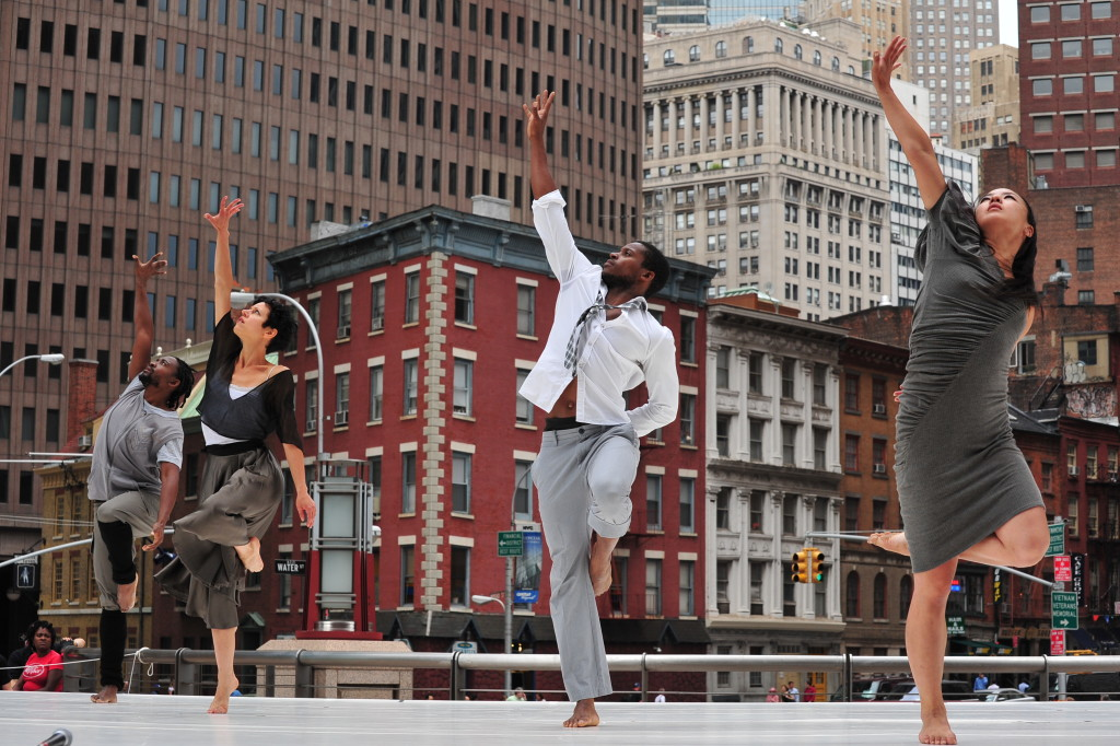 Battery Dance Company, Photo Credit: Darial Sneed