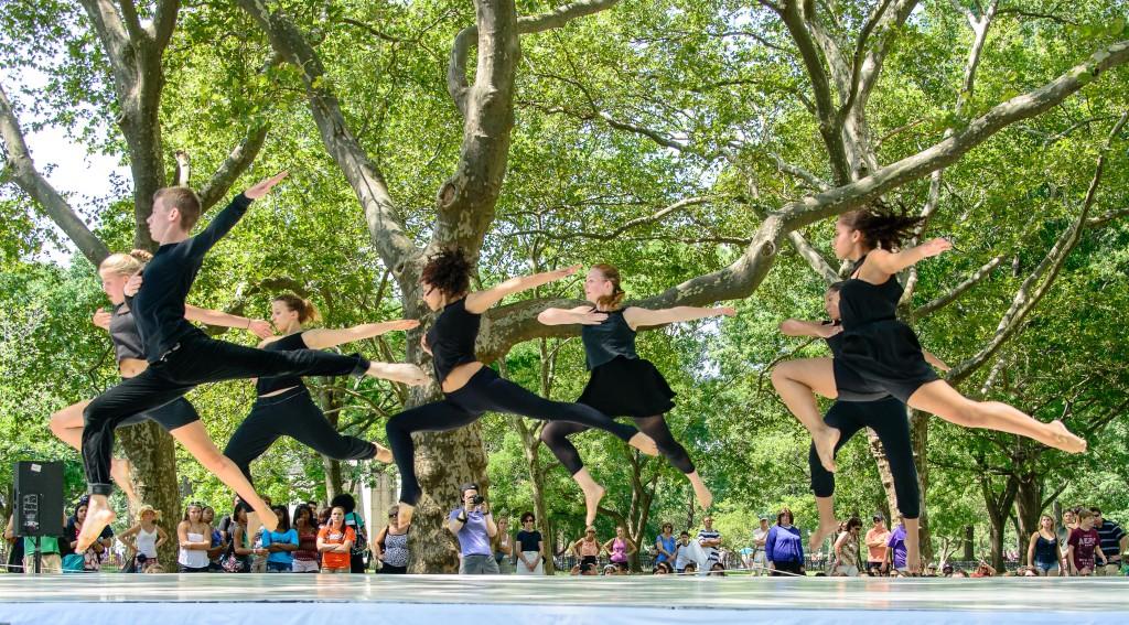 Dancewave, Photo credit: Darial Sneed