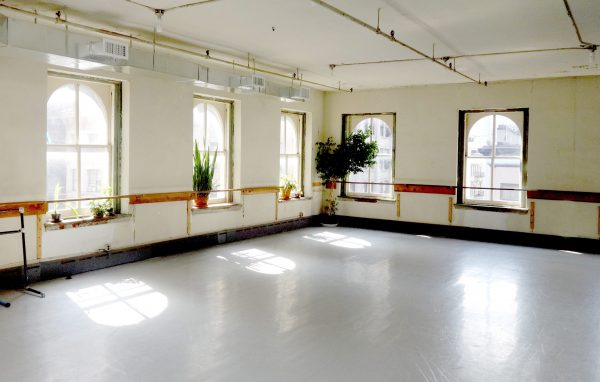 Architecture Studio Space studio share program | battery dance