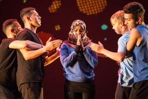 Dancing to Connect for Refugee Integration - Virtual: Halle 2021